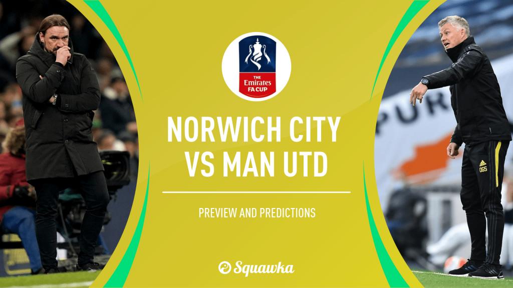 Manchester United Lawan Norwich City