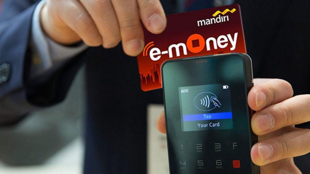 e money Bank Mandiri