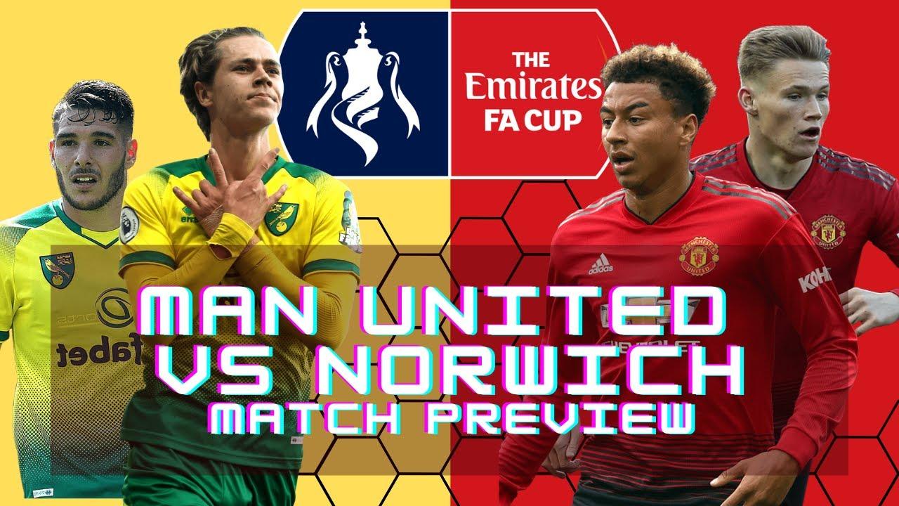 Hasil Pertandingan: Manchester United Lawan Norwich