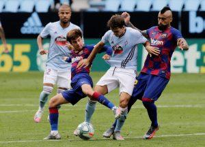 Kehilangan Tiga Poin Barcelona vs Celta Vigo Hancur di Menit Akhir