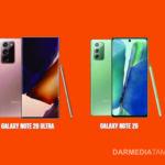 "Galaxy Note 20 Ultra ""Hanya"" Dibekali RAM 8 GB, Ini Penjelasan Samsung"