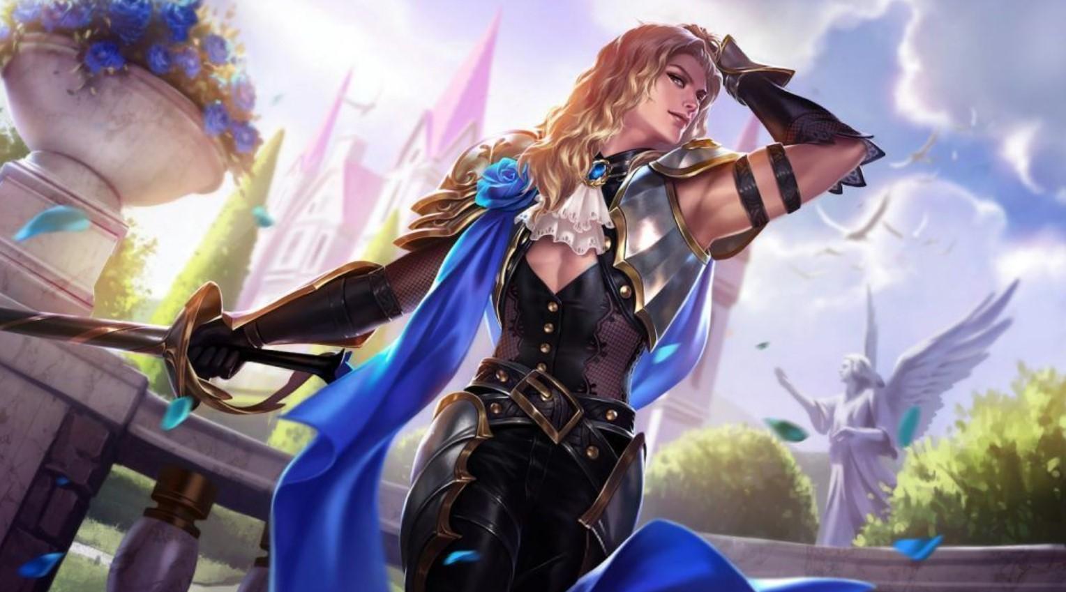 Mengenal Lebih Dekat Hero Mobile Legend: Lancelot, Hero Over Power