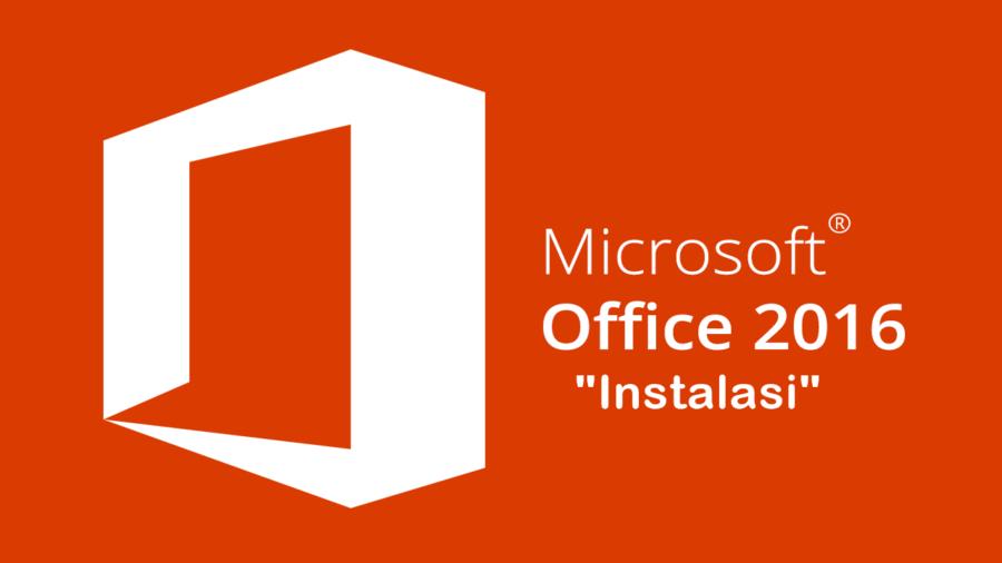 Microsoft Office 2016 Pro Plus 1910 64bit