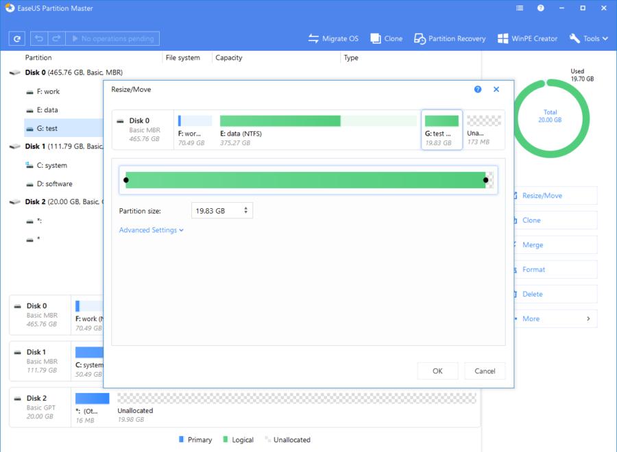 Download EaseUS Partition Master UE 13.0 Terbaru Juni 2021