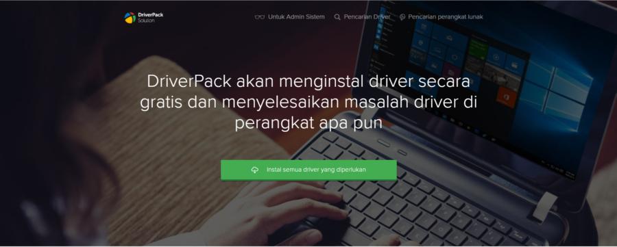 Download DriverPack Solution Terbaru 12 Agustus 2021 Lengkap