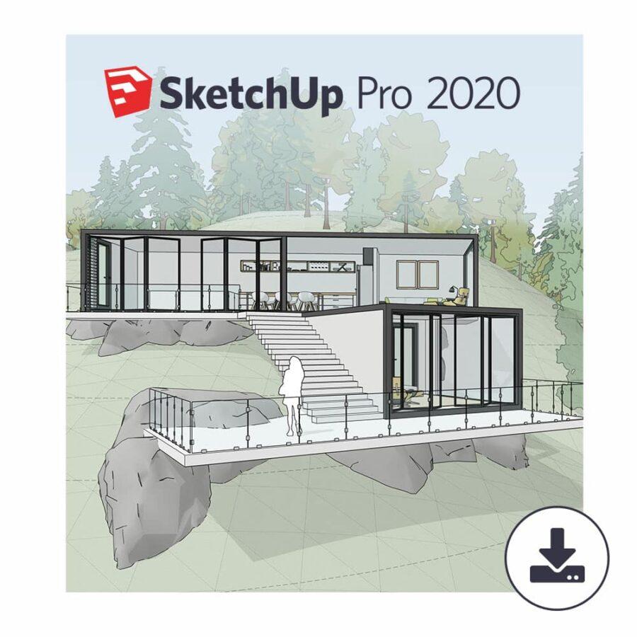 SketchUp Pro 2020 Full Version Terbaru Juni 2021